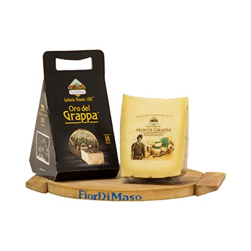Monte Grappa Seasoned 18 mesi with box