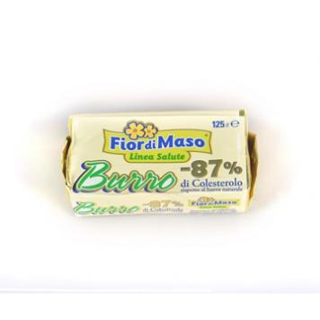 Burro  -87 % Colesterolo