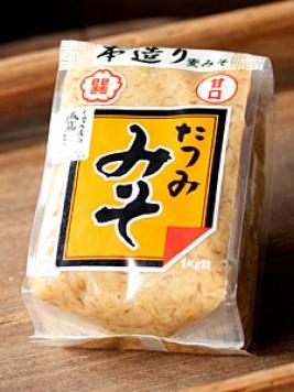Miso Tatsumi Delicato 1kg