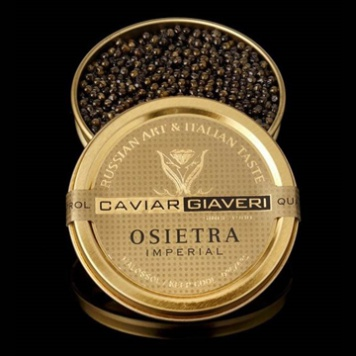 CAVIALE OSSETRA IMPERIAL